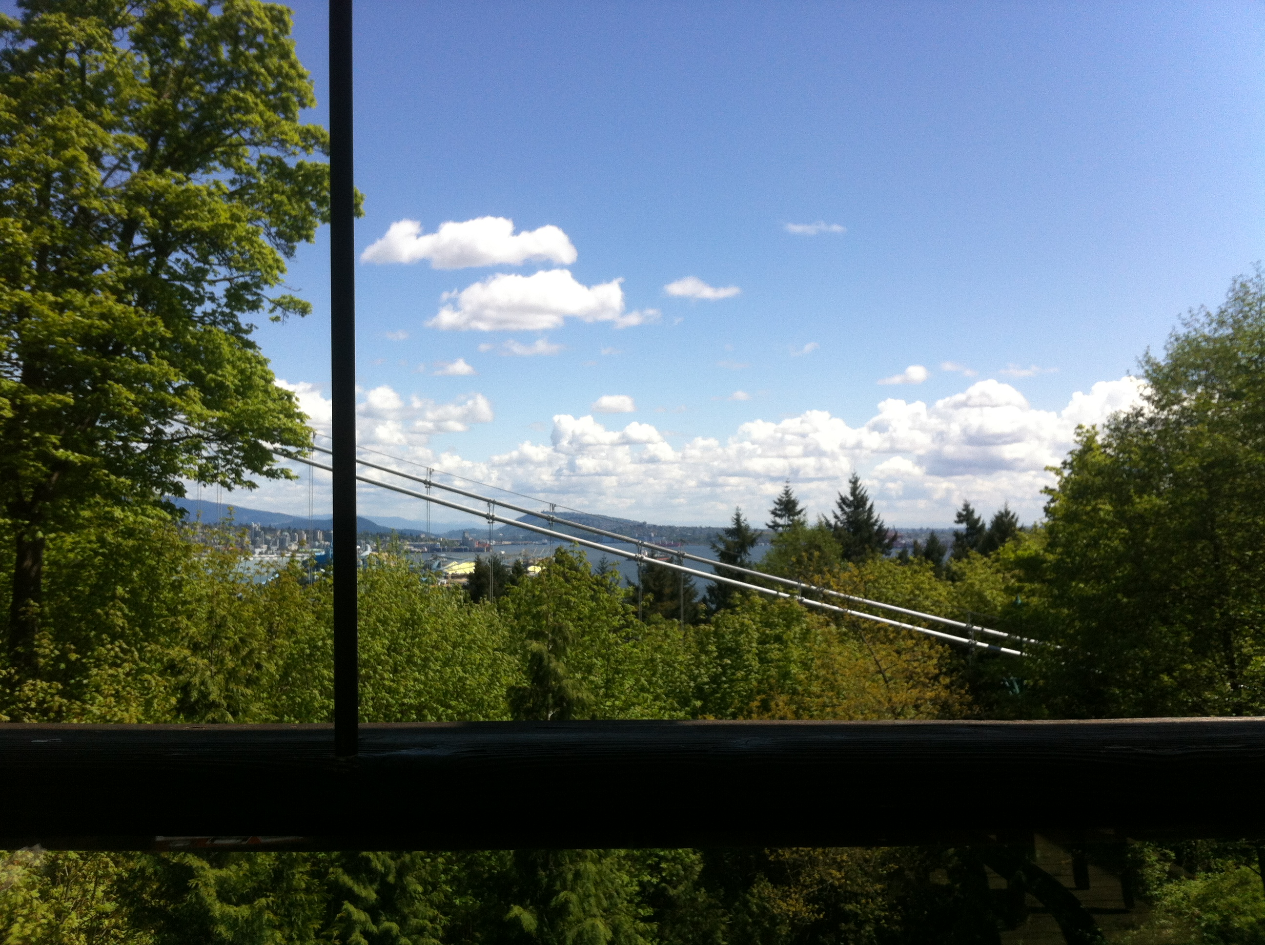 Prospect Point Cafe View